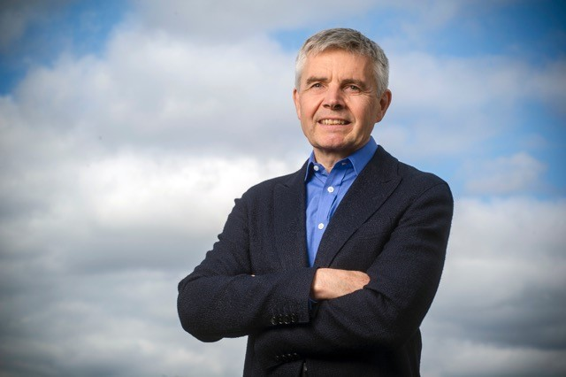Sensyne Health CEO Paul Drayson