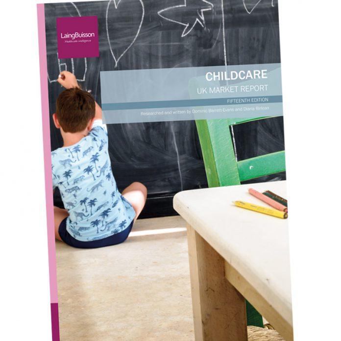 Childcare UK market report from LaingBuisson