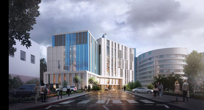 Construction begins on new specialist hospital